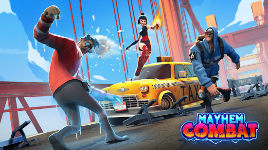 Mayhem Combat: Бои на Арене Screenshot