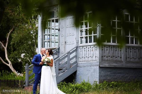 Свадебный фотограф Влад Спешилов (speshilov). Фотография от 31.07.2017