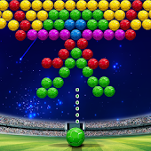 soccer bubble shooter