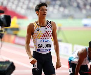"""Jonathan Sacoor wil het uitstekend doen in Tokio volgend jaar: """"Ik hoop zo snel mogelijk onder de 45 seconden te raken"""""""