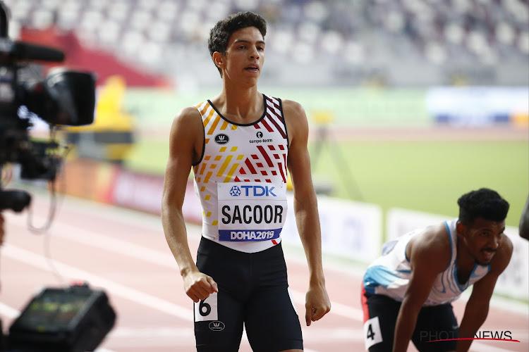 Drie op drie voor Belgische 400m ploegen