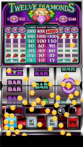 Twelve Diamonds | Slot Machine android2mod screenshots 2