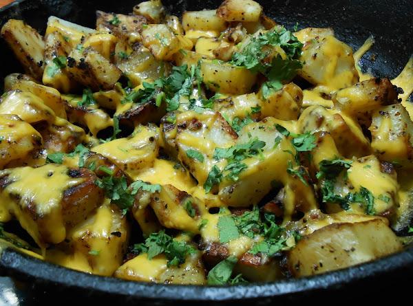 Southern Style Pan Fried Potatoes Recipe