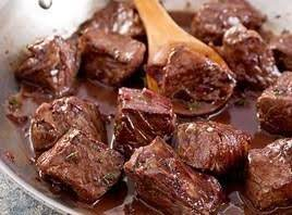 Beef Tips In Red Wine Sauce Just A Pinch Recipes