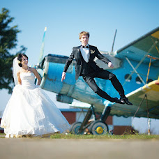 Wedding photographer Yuriy Bershadskiy (machaon). Photo of 27.01.2013