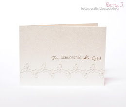 Photo: http://bettys-crafts.blogspot.com/2014/10/zum-geburtstag-alles-gute.html