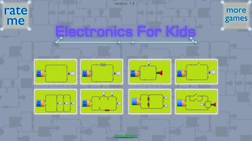 子供のためのエレクトロニクス