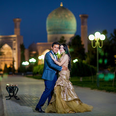 Wedding photographer Dzhasur Negmatov (JNARTPHOTO1989). Photo of 17.09.2016