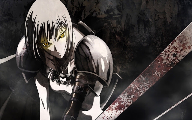 Claymore Themes & New Tab