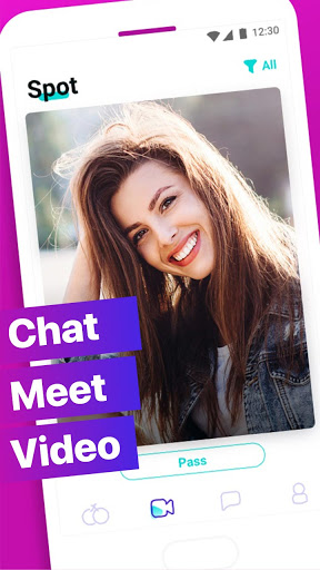 CherrU: video chat & live call  screenshots 1
