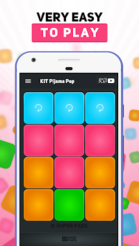SUPER PADS - Кліки APK screenshot thumbnail 1