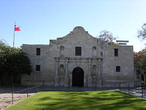 Photo: The Alamo in San Antonio