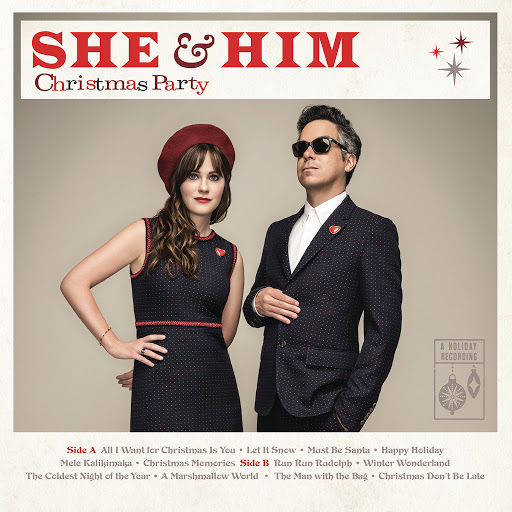 All I Want for Christmas Is You - She & Him