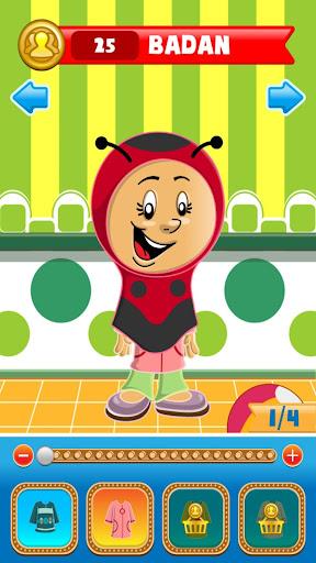 玩模擬App|Pakaian Anak Muslim Imut免費|APP試玩