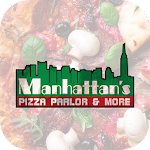 Manhattans Pizza Parlor Icon