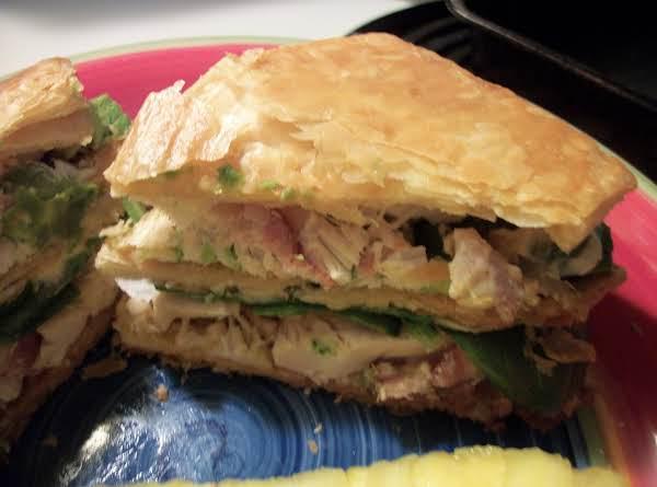Dijon Bacon Chicken Sammie(kat & Aurora's) Recipe
