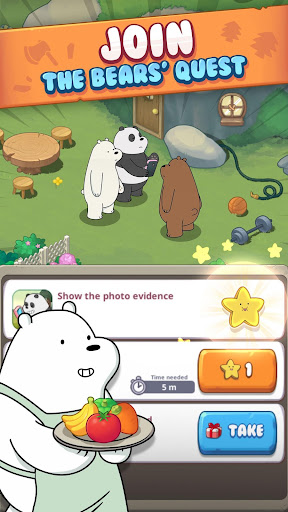 We Bare Bears Match3 Repairs apkpoly screenshots 4