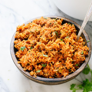 Mexican Brown Rice.