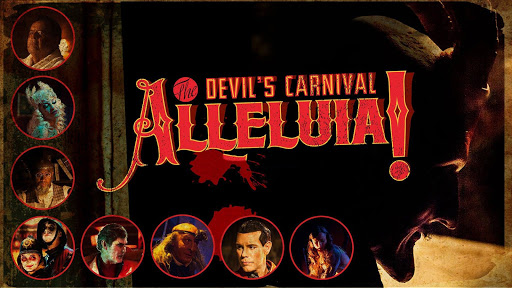 dfd358f5f011 Alleluia! The Devil s Carnival - Exclusive Fan Bundle  66 copies ...