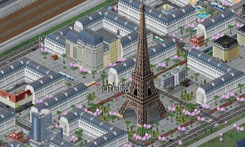 Screenshot 2 TheoTown City Simulation 1.5.79 APK MOD