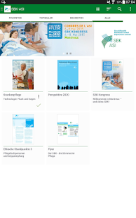 SBK-App - náhled