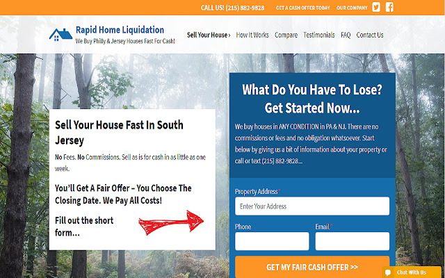 We Buy Houses South Jersey