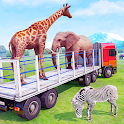 Wild Animals Transport Games icon