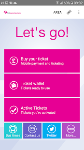 First Bus m-Tickets- screenshot thumbnail