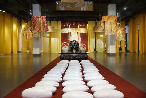Phố cổ Hà Nội rực vàng mừng ngày Di sản Việt Nam 3