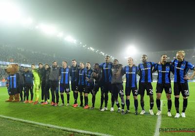Komt topper tegen Anderlecht in gevaar voor sterkhouder Club Brugge?