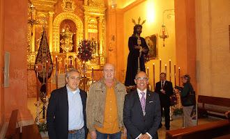 En imágenes: Besapiés a Jesús de Medinaceli