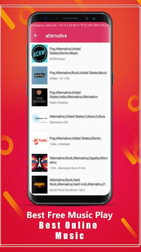 Luna Music screenshot 2