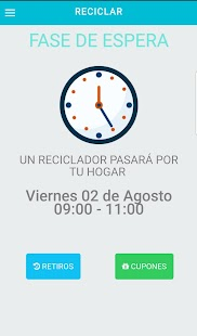 Reciclapp Chile Screenshot