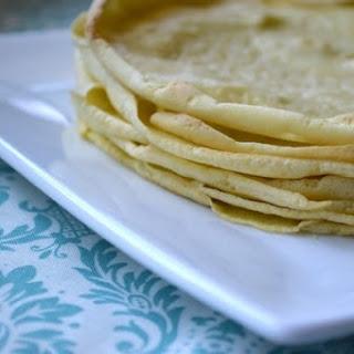 Simple Paleo Tortillas.
