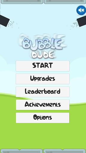 Bubble Dude
