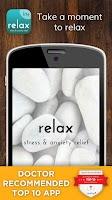 Screenshot of Relax Lite: Stress Relief