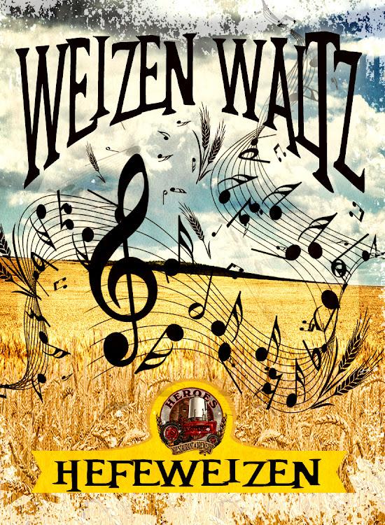 Logo of Heroes Restaurant and Brewery Weizen Waltz Hefeweizen