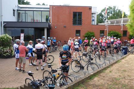 De Toerist Biking foto