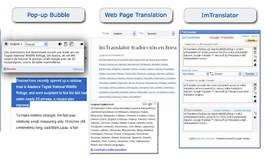 ImTranslator: Google Translate