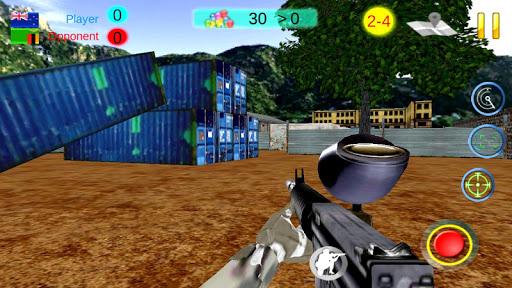 PaintBall Combat  Multiplayer  screenshots 3
