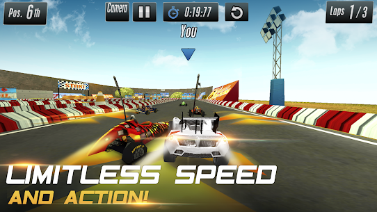 Extreme Racing 2 MOD (Free Shopping) 1