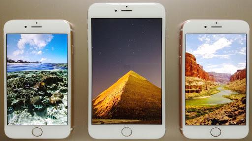 玩免費個人化APP|下載M Luncher for Iphone 7 Theme app不用錢|硬是要APP