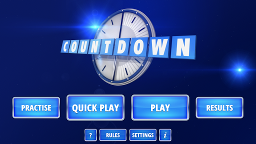 Countdown - The Official App game for Android screenshot