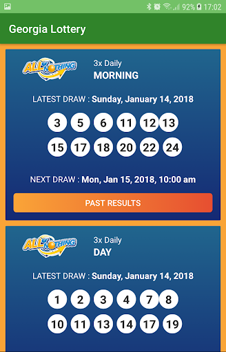 Download Georgia Lottery Results on PC & Mac with AppKiwi APK Downloader