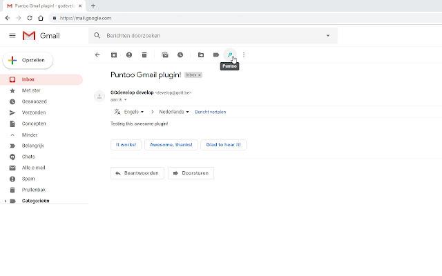 PUNTOO Gmail