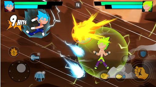 Super Dragon Stickman Battle - Warriors Fight 0.5.2 screenshots 7