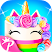 Unicorn Frost Cakes Shop - Baking Games for Girls