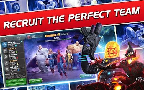 Marvel Contest of Champions Mod Apk 32.3.0 (God Mode + One Hit Damage) 7