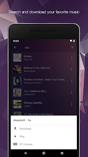MP3 Music Downloader & Free Music Download Screenshot