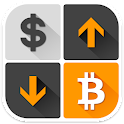 Bitcoin Price IQ + Rate Charts icon